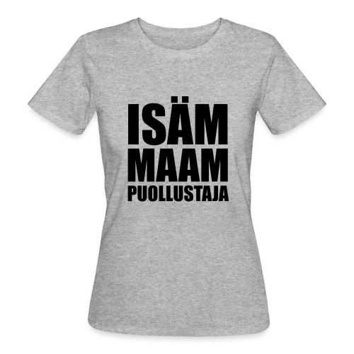 PuollustajaB - Naisten luonnonmukainen t-paita