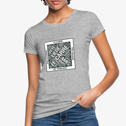 Le Carré - Liège - T-shirt bio Femme