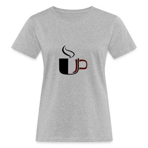 JU Kahvikuppi logo - Naisten luonnonmukainen t-paita