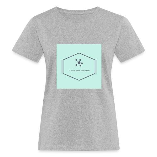 Ich bin nicht so dumm wie du aussiehst - Frauen Bio-T-Shirt