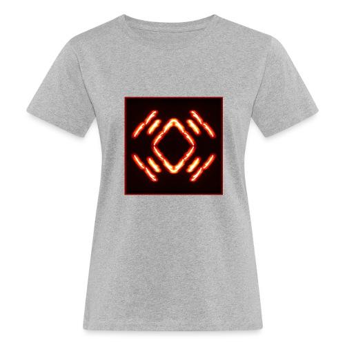 Lichtertanz #2 - Frauen Bio-T-Shirt