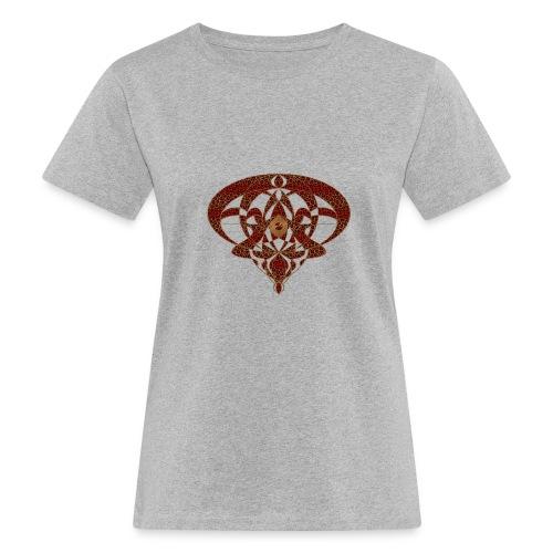 Art Nouveau Art Deco Art Nouveau Vintage Art Gold - Women's Organic T-Shirt