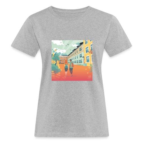 T-Shirt Vie À Saint André 108 - T-shirt bio Femme