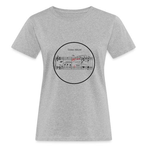 Wagner Tristan Akkord - Frauen Bio-T-Shirt