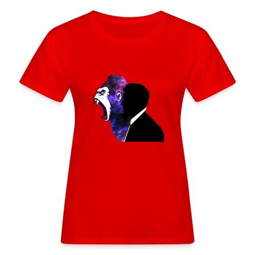 Gorilla - Vrouwen Bio-T-shirt
