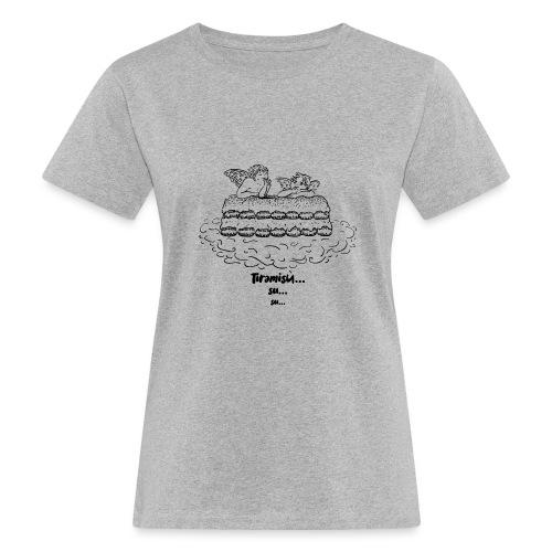Tiramisù - tinte chiare - T-shirt ecologica da donna