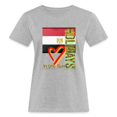 3363C032 22FE 47BC 9123 1A328AB00CF4 - Frauen Bio-T-Shirt