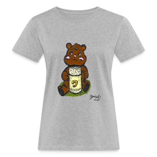 Ours Simple - T-shirt bio Femme