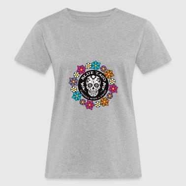 Camicia blu Taco 6 - T-shirt ecologica da donna