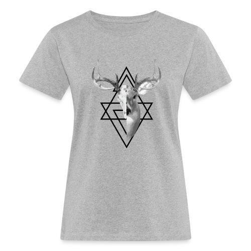 My Deer - Naisten luonnonmukainen t-paita