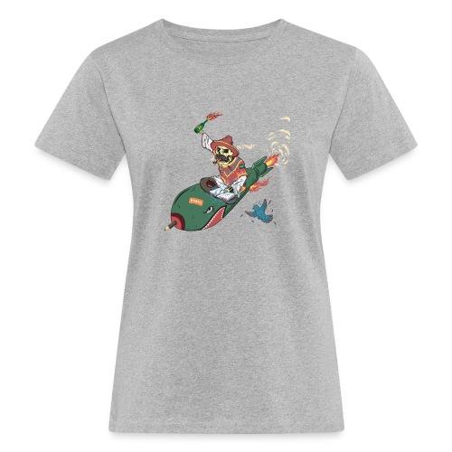 POET REBEL - Vrouwen Bio-T-shirt