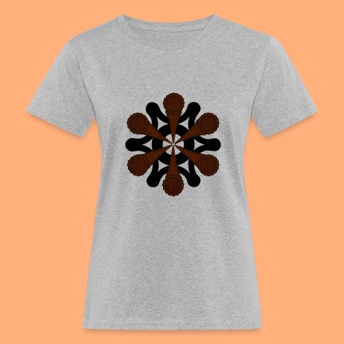 vortex - T-shirt bio Femme