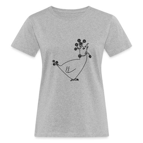 Cosmic Chicken - Women's Organic T-Shirt