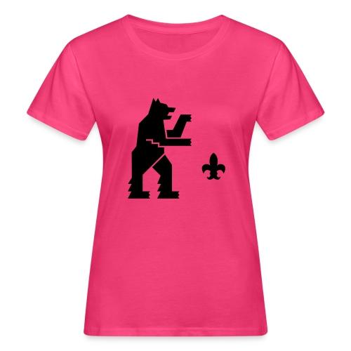 hemelogovektori - Naisten luonnonmukainen t-paita