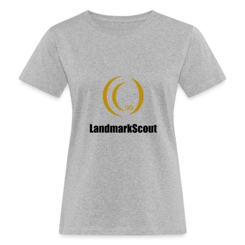 Tshirt Yellow Front logo 2013 png - Women's Organic T-Shirt