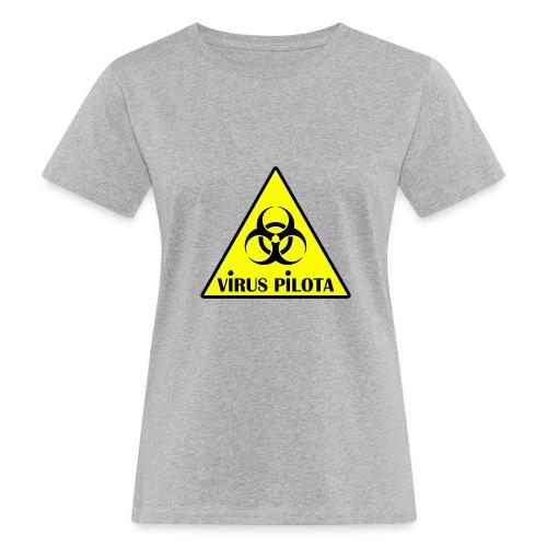 viruspelote png - T-shirt bio Femme