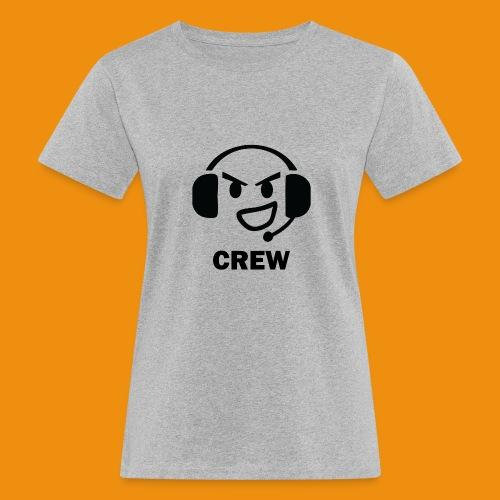 T-shirt-front - Organic damer