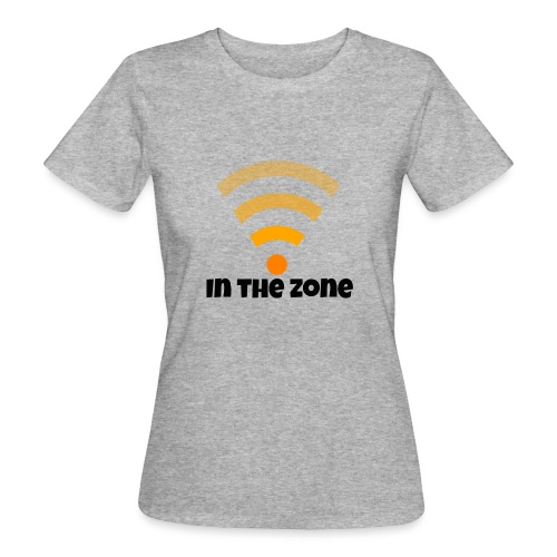 In the zone women - Vrouwen Bio-T-shirt