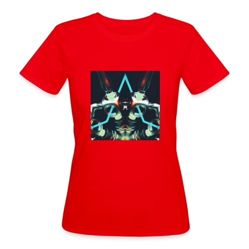 Energize Fields by RNZO - Vrouwen Bio-T-shirt