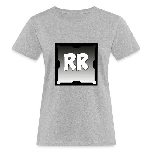 Rixel Simpel - Ekologisk T-shirt dam
