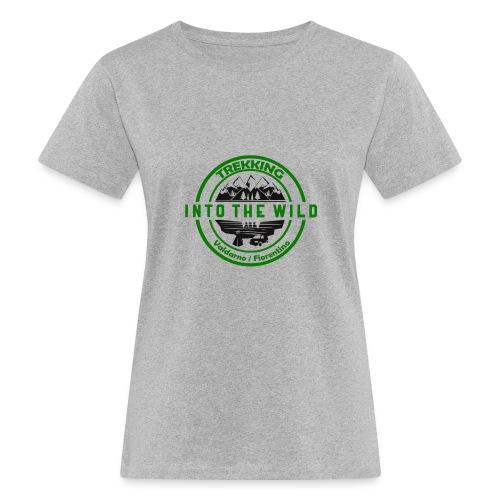 Into The Wild Trekking T-Shirt Uomo - T-shirt ecologica da donna