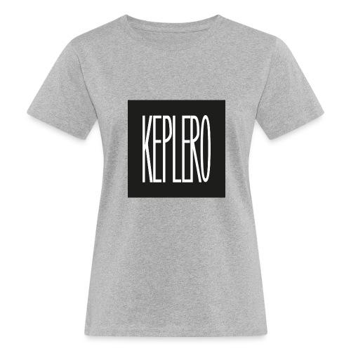 T-Shirt KEPLERO staff rave - T-shirt ecologica da donna