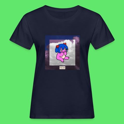le nice girl - Women's Organic T-Shirt