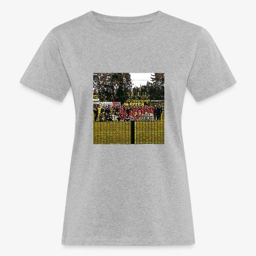 Footbal Match Squadre Calcio - T-shirt ecologica da donna