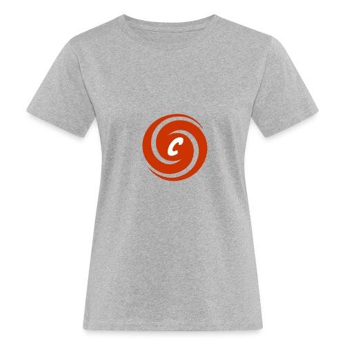 Logo Cinnox - Frauen Bio-T-Shirt