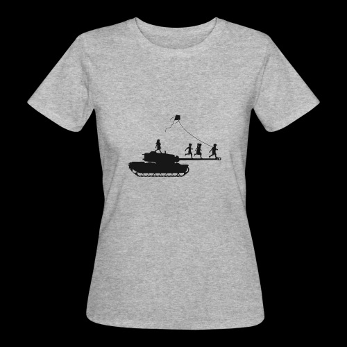 TANK CHILDREN - T-shirt ecologica da donna