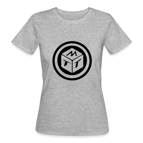 mb logo klein - Frauen Bio-T-Shirt