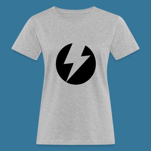 BlueSparks - Inverted - Women's Organic T-Shirt