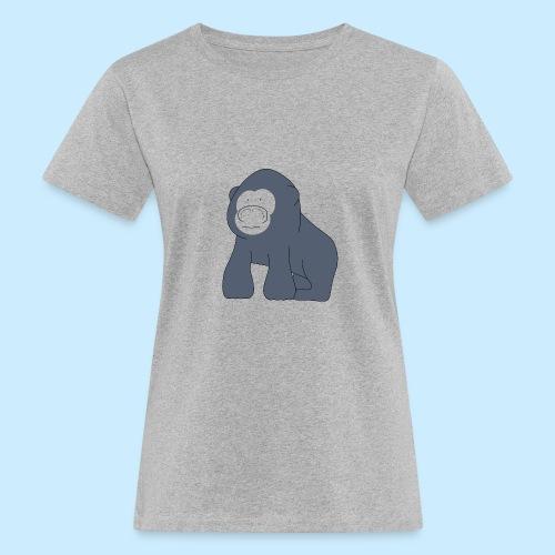 Baby Gorilla - Women's Organic T-Shirt