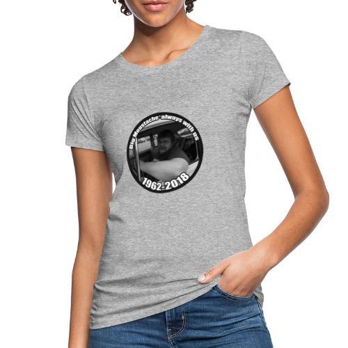 Big Moustache 2 - T-shirt bio Femme