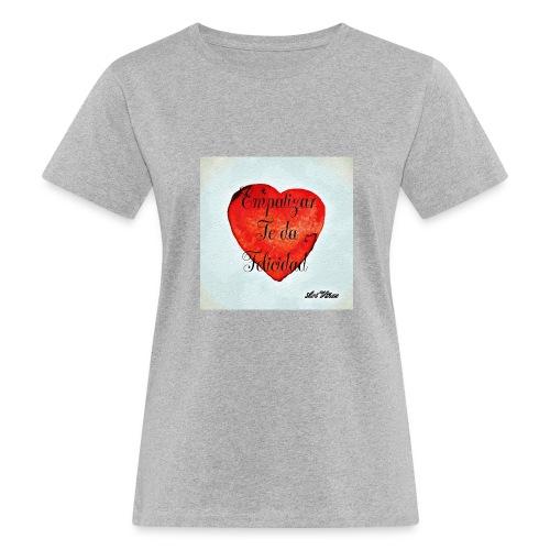 Empatizar - Camiseta ecológica mujer