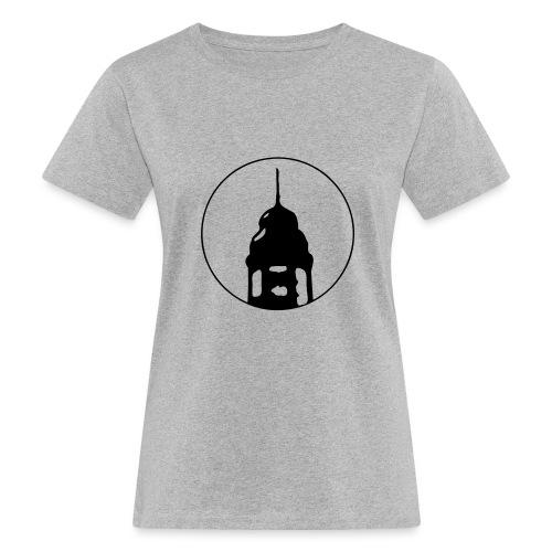 Neckarstadtblog Logo - Frauen Bio-T-Shirt
