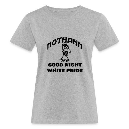 brust_pfad_klein - Frauen Bio-T-Shirt