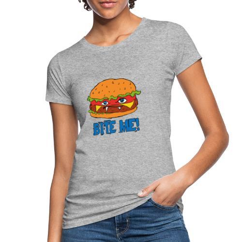 Bite me! - T-shirt ecologica da donna