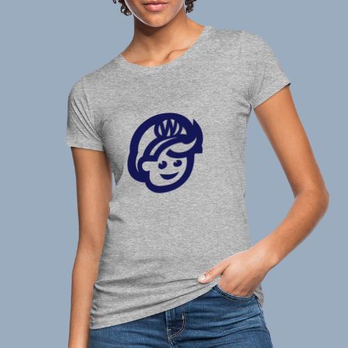 logo bb spreadshirt bb kopfonly - Frauen Bio-T-Shirt