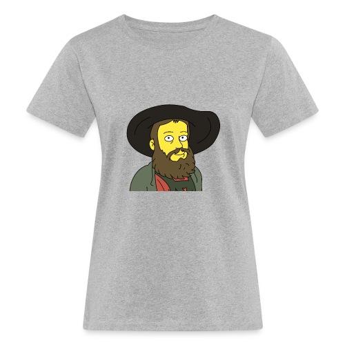 Echter Tiroler - Tirol Andres Hofer - Frauen Bio-T-Shirt