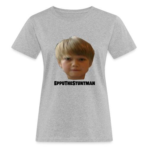EppuTheStuntman - Naisten luonnonmukainen t-paita