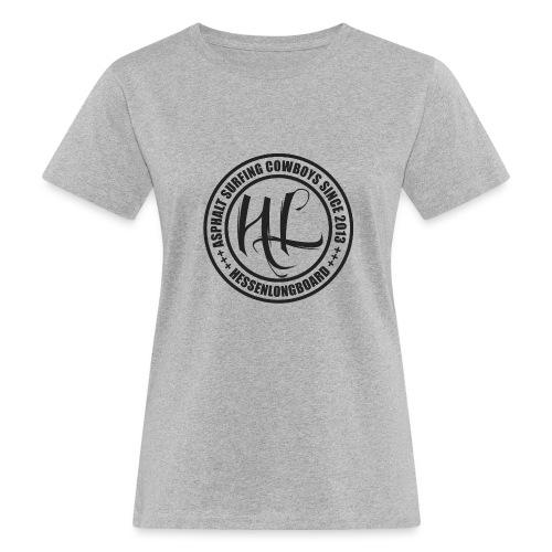 Hessenlongboard® Asphalt Cowboy 2016 - Frauen Bio-T-Shirt