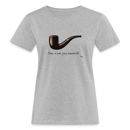 La Cutlure est Essentielle (by EFEL) - T-shirt bio Femme