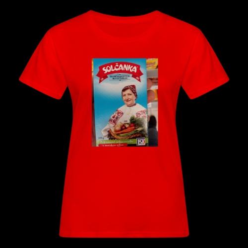 Babushka's fines - Women's Organic T-Shirt