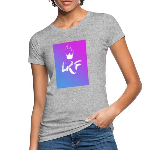 LRF rectangle - T-shirt bio Femme