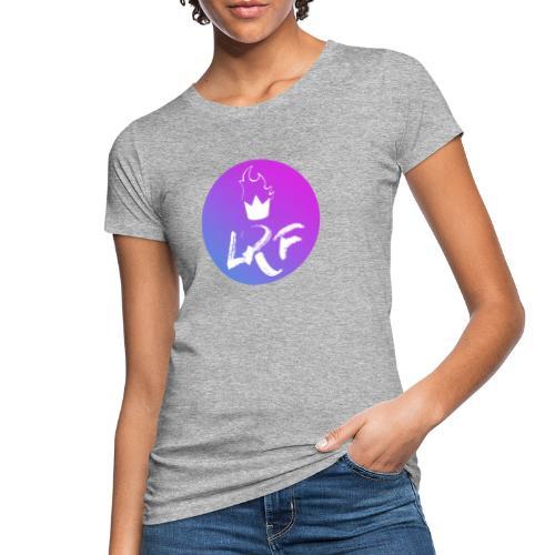 LRF rond - T-shirt bio Femme