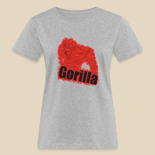 Red Gorilla - T-shirt bio Femme