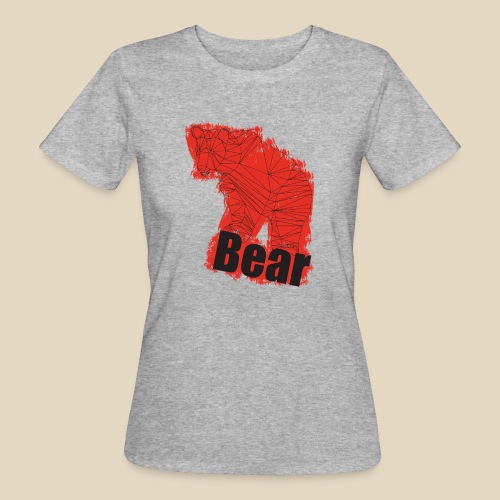 Red Bear - T-shirt bio Femme