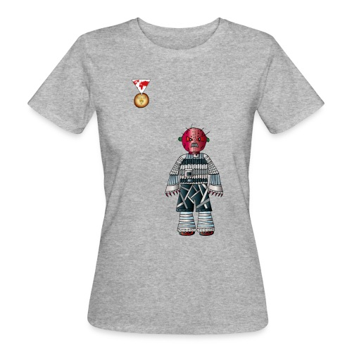 Trashcan - Frauen Bio-T-Shirt