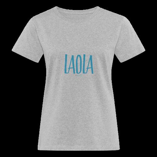 ola - Camiseta ecológica mujer